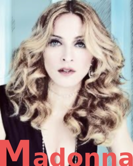 madonna, Live To Tell