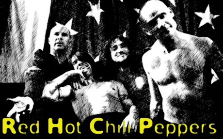 red hot chili peppers, podcast