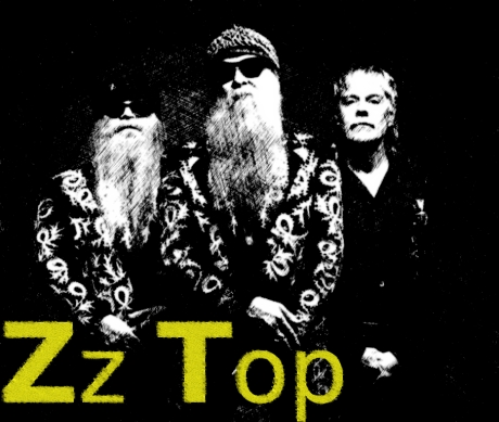 zz top, sharp dressed man