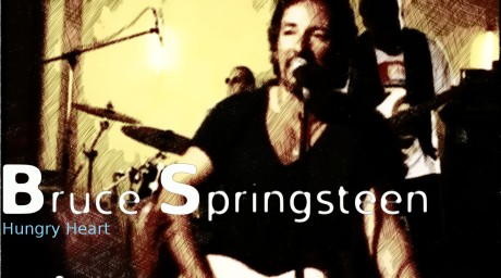 bruce springsteen, hungry heart