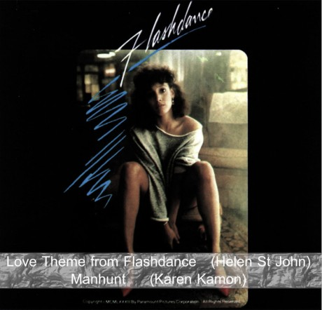 flashdance, soundtrack