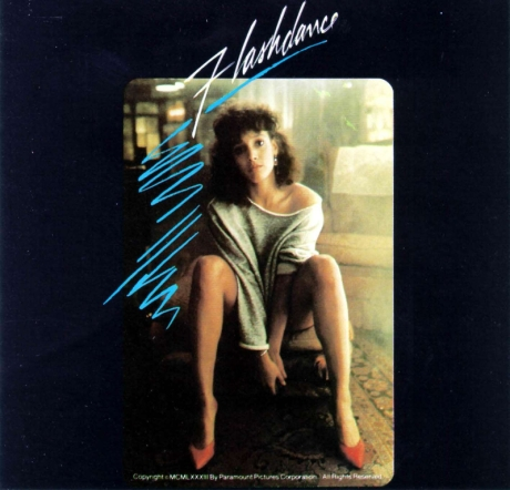 films flashdance, I'll be here where the heart is