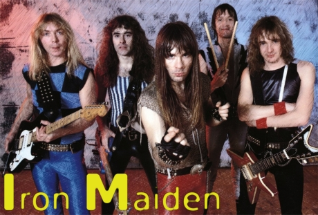 iron maiden, mother russia
