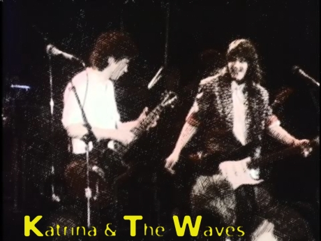 katrina and the waves, Walking On Sunshine