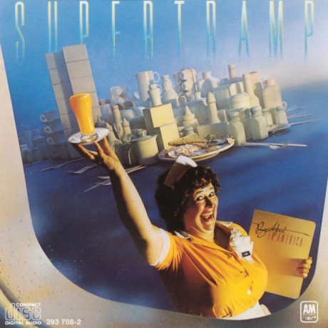 supertramp, breakfast in america
