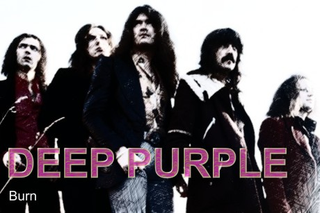 deep purple, burn