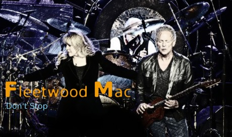 fleetwood mac, dont stop