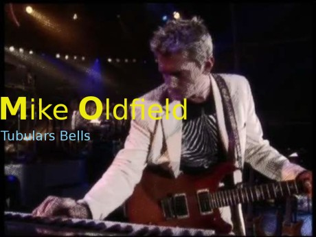 mike oldfield, tubulars bells