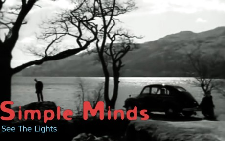 simple minds, see the lights