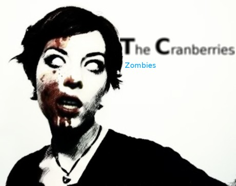 the cranberries, zombie