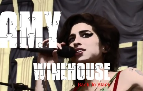 amy winehouse, back in black