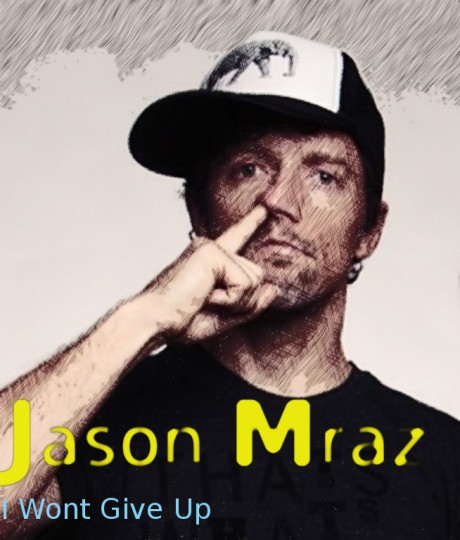 jason mraz, i want give up