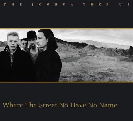 u2, where the street no have no name