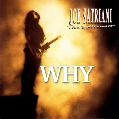 joe satriani, why