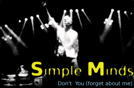 simple minds, dont you forget about me