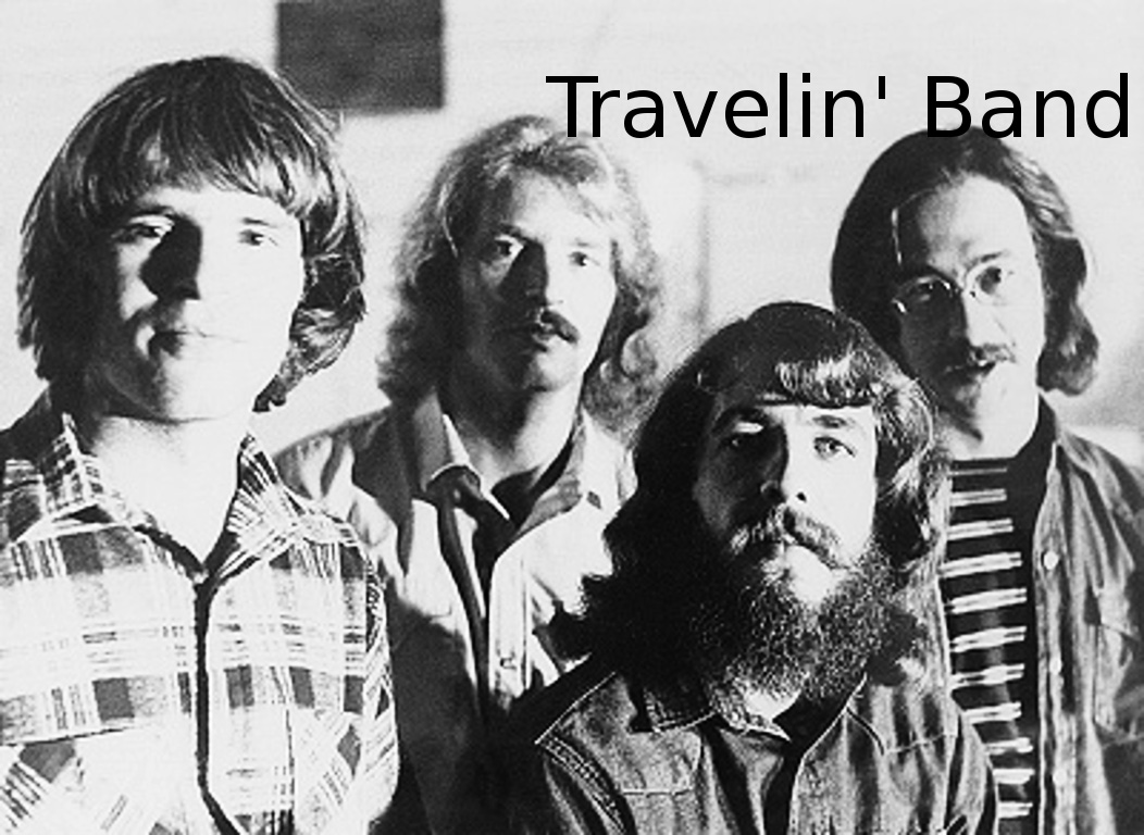 lyrics travelin band live creedence clearwater revival
