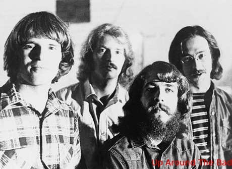 creedence clearwater revival, up around the bad