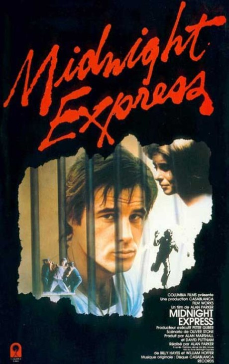 midnight express, chase