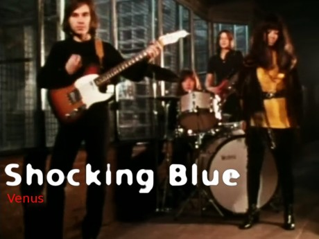 shocking blue, venus