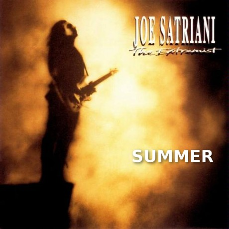 joe satriani, summer