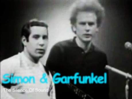 simon and garfunkel, the silence of sound