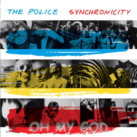 the police, oh my god
