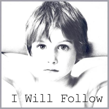 u2, I will follow