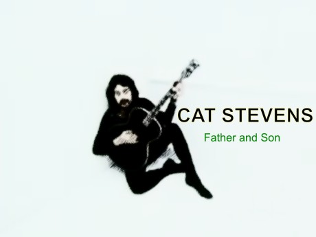 cat stevens, father and son
