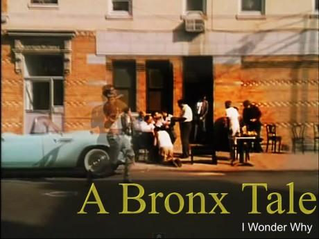 films, a bronx tale