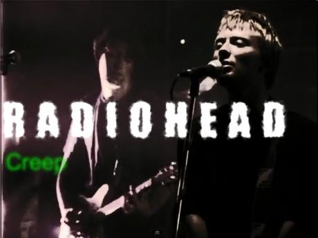 radiohead, creep