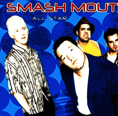 smash mouth, all star