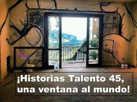 historias, talento 45