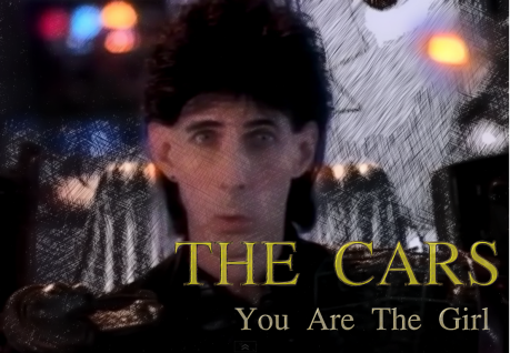 the cars, you are the girl