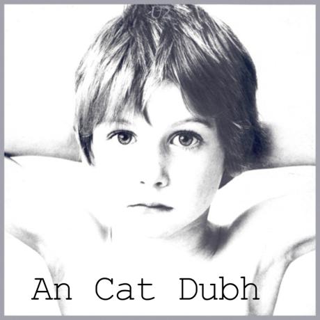 u2, an cat dubh