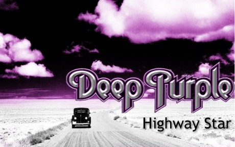 deep purple, highway star 66