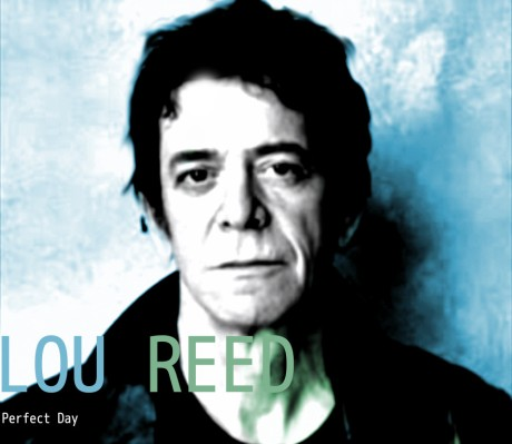 lou reed, perfect day
