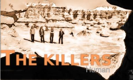 the killers, human