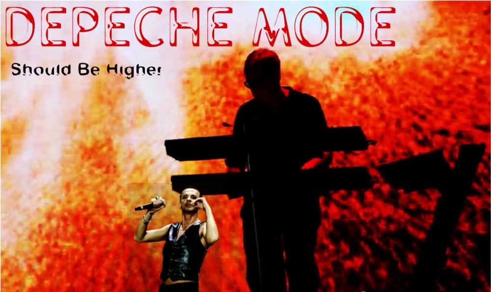 depeche mode, should be higher