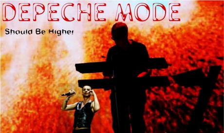 depeche mode, should be higher
