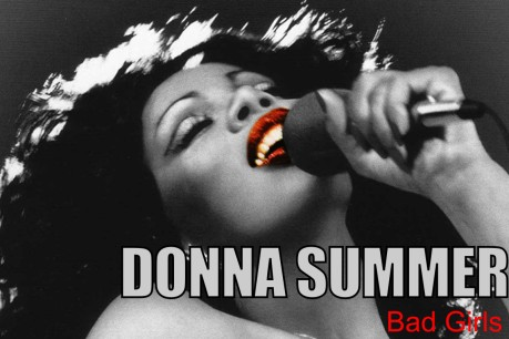 donna summer, bad girls