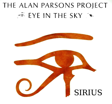 the alan parsons project, sirius