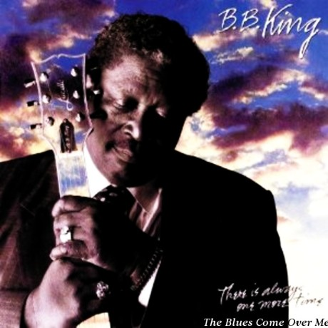 bb king, the blues come over me