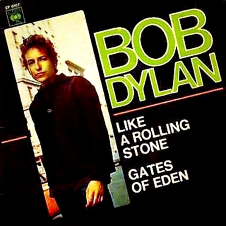 bob dylan, like a rolling stone