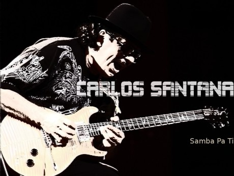 carlos santana, samba pa ti