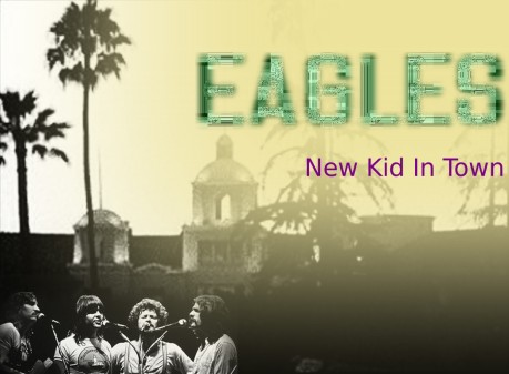 eagle, new kid in town