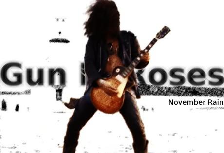 guns n roses, november rain