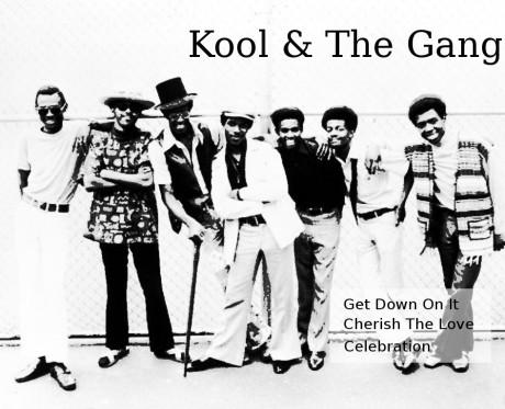 kool the gang, collection