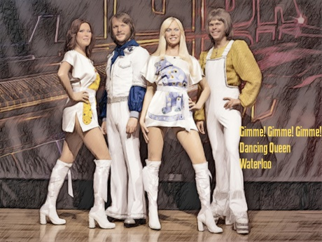 abba, collection
