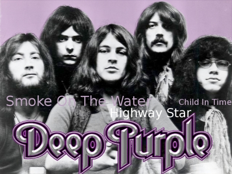 deep purple, collection