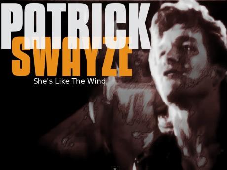 patrick swayze,she's like wind
